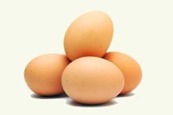 Яйца для приготовления кекса