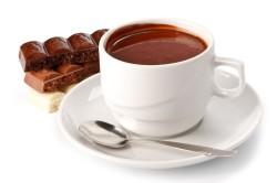 Классический горячий шоколад