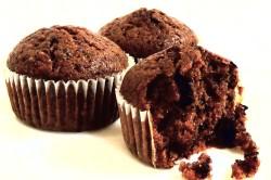 Маффины с крошкой из шоколада