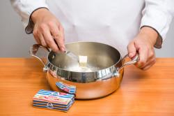 Приготовление теста для торта