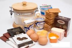Ингредиенты для торта Картошка