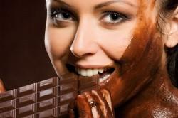 Положительное воздействие шоколада на настроение