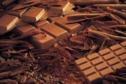 Темный шоколад для приготовления круассанов