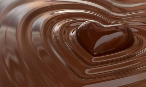 Топленый шоколад в домашних условиях