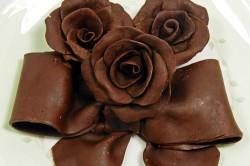 Шоколадная мастика для торта