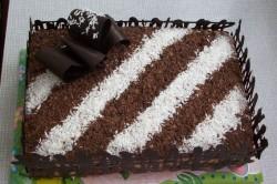 Шоколадный торт Маркиз
