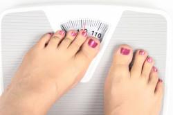 Увеличение веса при чрезмерном употреблении шоколада