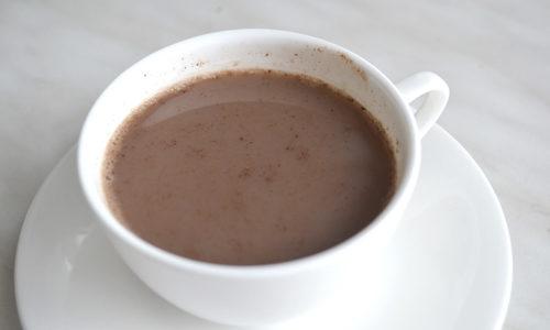Чашка горячего какао