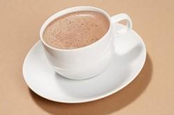 Горячий шоколад в микроволновке