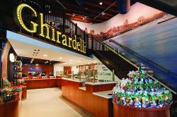 Фабрика шоколада Ghirardelli