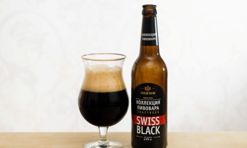 Вкусное шоколадное пиво