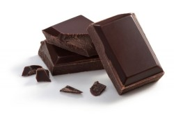 Горький шоколад для приготовления глазури
