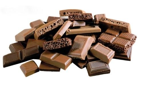 Полезный шоколад без сахара