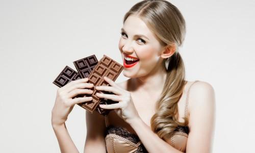 Вкусный шоколад