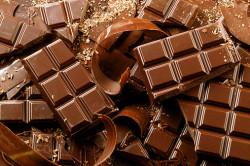 Темный шоколад для помадки
