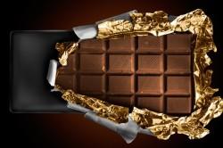 Хранение шоколада в фольге