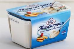 Маскарпоне для приготовления крема