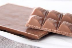 Плитка молочного шоколада для приготовления глазури