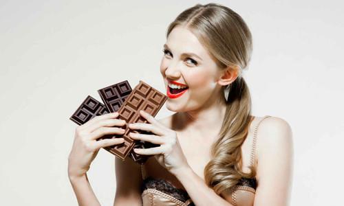 Употребление просроченного шоколада