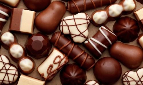 Польза шоколада при диете