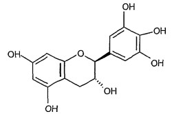 Химическая формула полифенолов