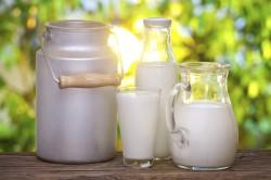 Молоко для приготовления шоколадной глазури