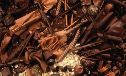 Разнообразие шоколада
