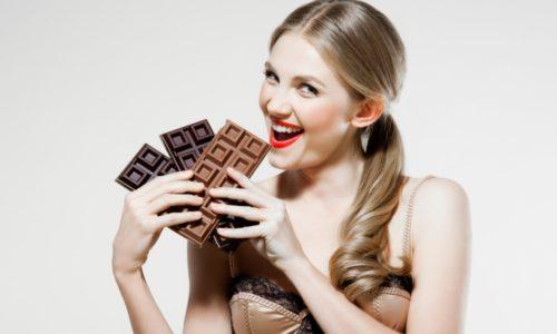 Польза шоколада для организма