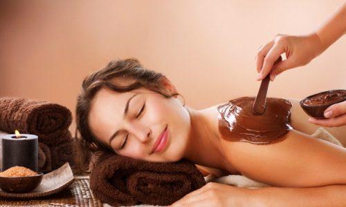 Польза шоколадного обертывания