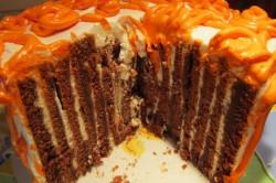 Шоколадный торт Картошка
