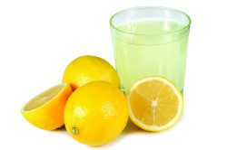 Лимонный сок для пропитки сырков