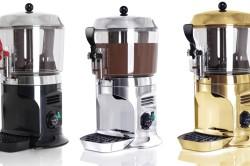 Выбор аппарата для горячего шоколада