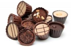 Вкусные шоколадные конфеты ручной работы