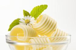 Сливочное масло для шоколадного крема