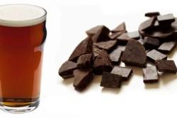 Употребление алкоголя в сочетании с шоколадом