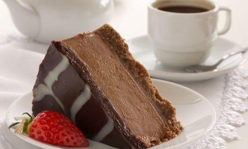 Вкусный шоколадный пудинг