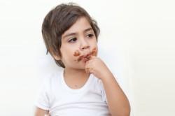 Детский шоколад без сахара
