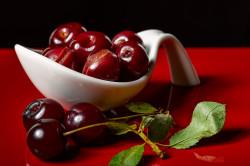 Крупная вишня для конфет