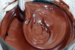 Шоколадная глазурь на воде