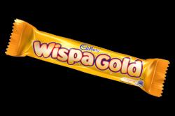 Батончик Wispa Gold