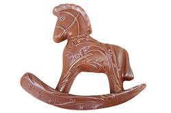 Фигурная шоколадка малого веса