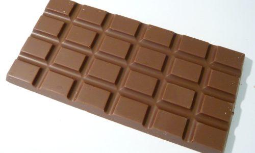 Стандартная плитка шоколада