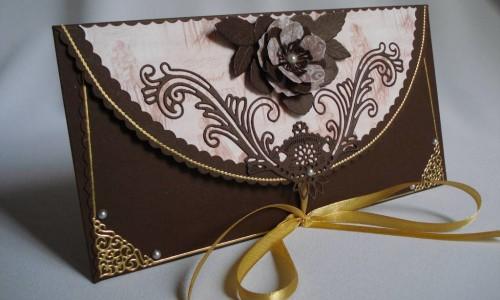 Создание обертки для шоколада