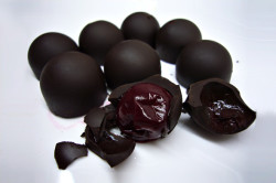 Vischnja v konjake1 250x166 - Необычные вкусы шоколада