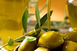 Оливковое масло для приготовления маски