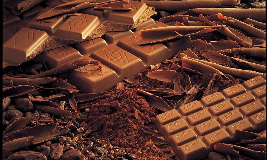 Польза шоколада кормящей маме
