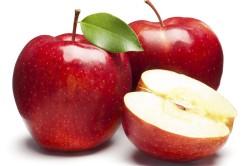 Яблоки для приготовления десерта