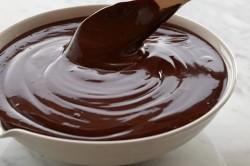 Шоколадная глазурь для сала