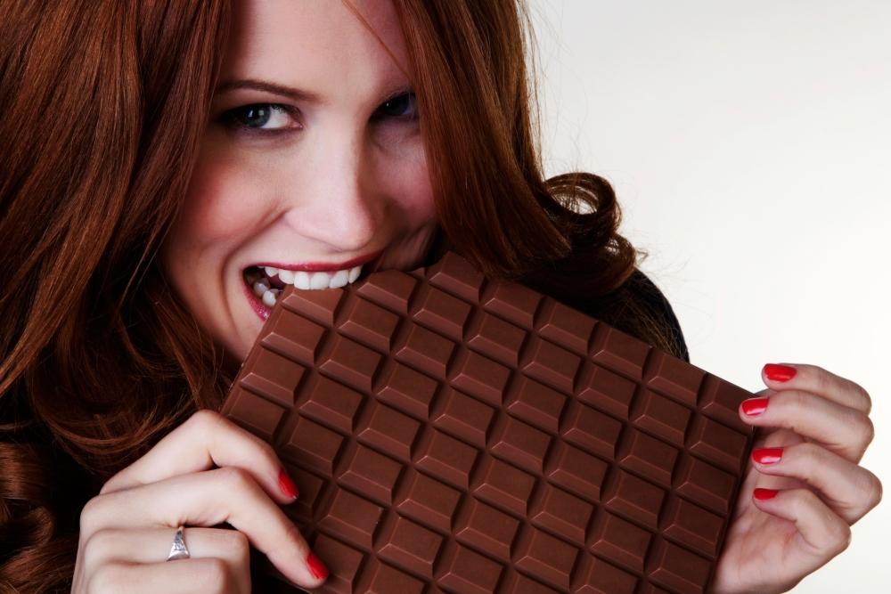 Как есть шоколад для похудения?