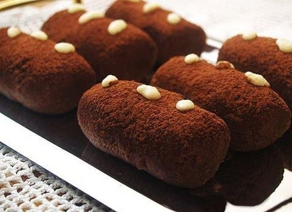 Рецепт приготовления пирожного Картошка